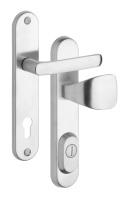 Bezpečnostné kovanie R1/O/92 na profilové dvere