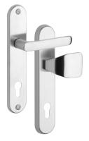 Bezpečnostné kovanie 802/O/92 na profilové dvere