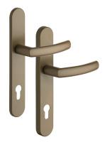 Bezpečnostné kovanie RX807-40/92 CORNO na profilové dvere